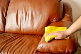 Leather Sofa Maintenance How To Clean Faux Leather Couches Joecleans