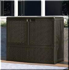 Outdoor Storage Cabinets With Shelves Patio Storage Cabinet Deck Bo Patio Storage Rubbermaid Suncast 2