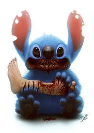 10 favorite childhood characters turned horrifying nightmares