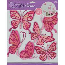 3d butterfly wall decor template erfly bedroom xs0957