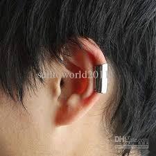 clip on earrings for men 2017 fashion simple ear cuff clip earrings fashion