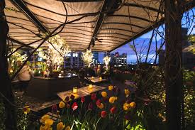 Top Ten Bars In Nyc Best Rooftop Bars Nyc Outdoor Drinking Patio