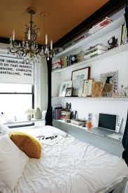 Storage Tips For Small Bedrooms - space saving ideas for small bedroom apartment therapy