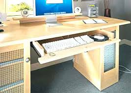 keyboard tray for glass desk exotic keyboard shelf corner keyboard shelf computer keyboard tray