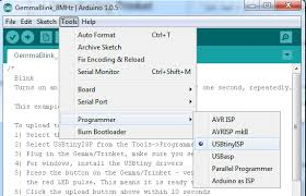 setting up with arduino ide introducing gemma adafruit