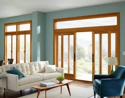 Wooden Sliding Patio Doors 4 Superb Benefits Of Aluminium Clad Wood Sliding Patio Doors Marvin