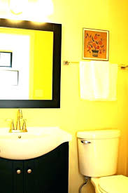 yellow bathroom decorating ideas black and yellow bathroom decor yellow bathroom decorating ideas