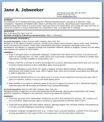 sample advertising account executive cover letter with regard to