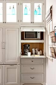 coffee kitchen cabinet ideas 14 appliance garage ideas to declutter your countertops