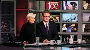 msnbc s morning joe hosts faking post thanksgiving banter