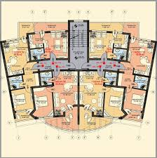 in apartment floor plans 11 best unidades habitacionales images on architecture