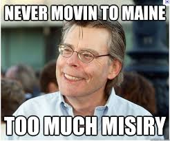 Stephen King Meme - stephen king memes quickmeme
