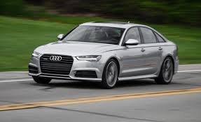 audi a6 price 2016 audi a6 3 0t test u2013 review u2013 car and driver