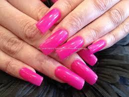 30 superb all pink acrylic nails u2013 slybury com