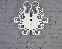 opulent design ideas wall clocks modern home designing