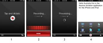 idictate digital voice blog quick look u2013 nuance dictation