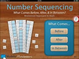 number sequencing what comes before after u0026 in between youtube