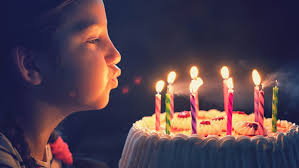 birthday cake candles study suggests blowing out birthday cake candles could be health risk