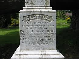 Stae Of Washington Stock Photos by Chief Seattle A Prominent Figure Among His People He Pursued A