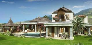 colonial style colonial style villa in bel ombre mauritius luxury homes