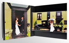 high quality wedding albums professional wedding albums marina flush mount wedding album