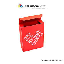 ornament boxes high quality custom printed ornament boxes