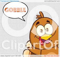 animated thanksgiving clipart clipart of a cartoon cute thanksgiving turkey bird peeking out