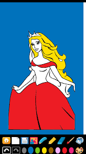 princess coloring game android apps google play