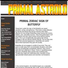 Primal Sign Pages In Day Color U0026other Unusual Astrology Stumbleupon Com