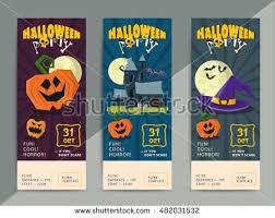Pumpkin Halloween Flyer Template Download Free Vector Art Stock