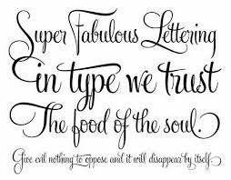10 script writing fonts images cursive tattoo fonts handwriting