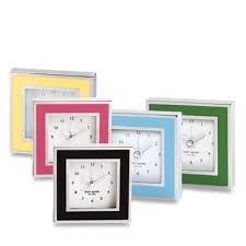 kate spade desk clock pamela copeman pamela s posh picks clocks