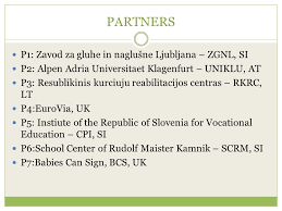 eurovia si e social leeds 18 22 januar 2011 živa peljhan tiny signers ppt