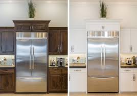 is cabinet refinishing worth it the easy way of updating your kitchen cabinets n hance