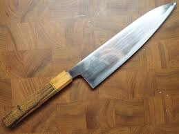 What Kitchen Knives Do I Need Knifemaking For Beginners Project 12 180 Mm Gyuto In Niolox Steel