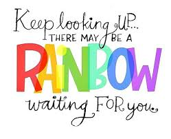 Image result for rainbow hope images