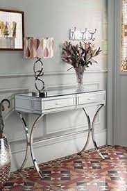 mirror tables for living room garbo mirrored chest tall from glamfurniture com 1197 00