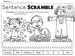 best ideas of sentence scramble worksheets for grade 1 also
