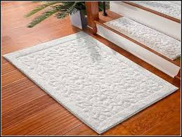 Rubber Rug Backing Washable Kitchen Rugs Without Rubber Backing Rugs Home