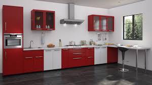 red and white kitchen designs cuisine pinterest kitchen design