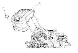 repair instructions on vehicle fuel injector sight shield