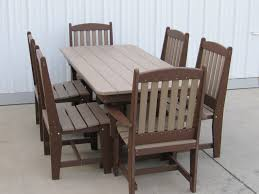 amish outdoor patio furniture recycled material outdoor furniture
