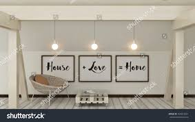 home love family happiness concept posters stock illustration