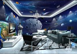 wallpaper for entire wall 3d earth planet ceiling entire room wallpaper wall murals art prints
