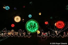 christmas light balls for trees post christmas good evening weather or not