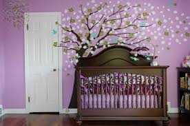 Purple Nursery Wall Decor Purple Bedroom Walls Decor Ideas Decor Craze Decor Craze
