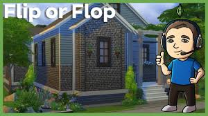 sims 4 flip or flop house build challenge w elitesims youtube