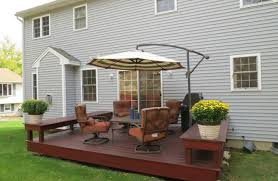 Iron Patio Table With Umbrella Hole by Patio U0026 Pergola Large Coffee Table Small Patio Side Table