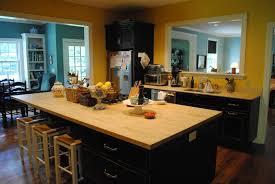 kitchen island tigerwood butcher block countertop islands