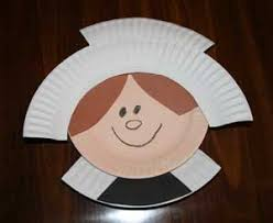 thanksgiving pilgrim paper plate craft preschool crafts for